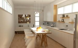su podium browser materialen render interieur keuken