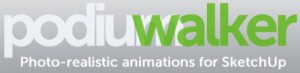 podium walker logo
